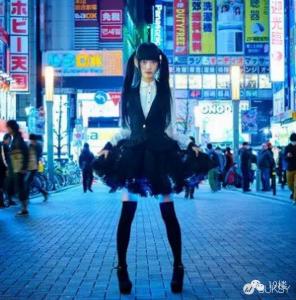 「發光裙」滿足男性喜好 能也別想阻止日本發明!