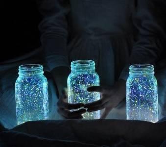 教你手工做星空瓶!男人學著,好浪漫耶!