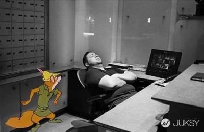 在卡通世界存活不了?當迪士尼人物與現實結合