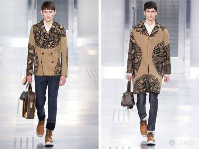 致敬 Christopher Nemeth,LOUIS VUITTON 2015 秋冬男裝發布