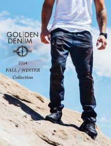 Golden Denim 2014 FW 全新系列發售