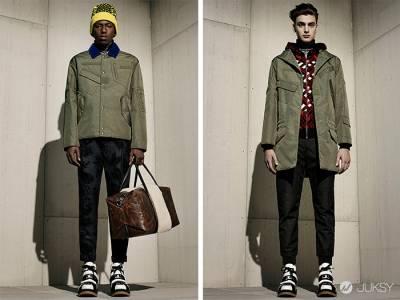 南加州的冬天,Alexander Wang 2015 秋冬男裝發布