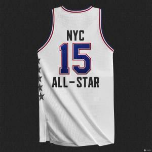 ADIDAS 與 NBA 共同發佈 2015 紐約明星賽球衣 服飾系列 源自紐約市 New York City 的籃球歷史與文化