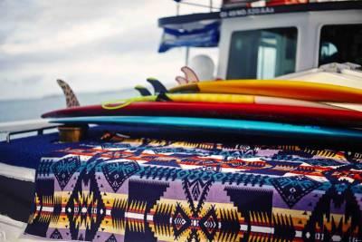 ROXY 25週年經典聯名鉅獻 攜手美國傳奇毛織品品牌PENDLETON 推出「ROXY X PENDLETON」系列商品