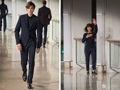 想與之共事的最佳職場造型,HERMÈS 2015 秋冬男裝發布