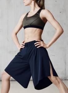 NIKELAB推出JOHANNA SCHNEIDER女子健身系列:為身體運動而特別設計的模組化服裝