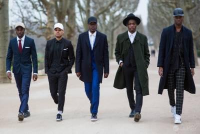 2015巴黎時裝周 街頭型人直擊!