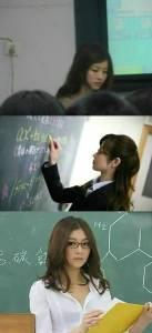 不敢相信!這些居然都是「老師」!!簡直就是「女神」啊!