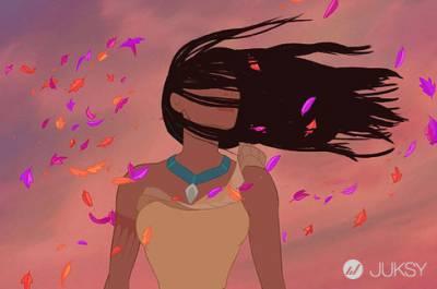 迪士尼公主們「打回原型」的模樣 只是頭髮居然差這麼多?