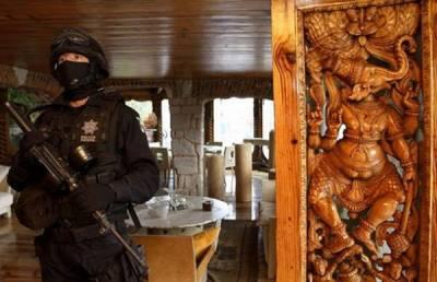 墨西哥毒梟的家,比電影還要誇張!