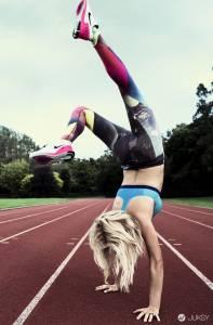 ELLIE GOULDING:運動的旋律