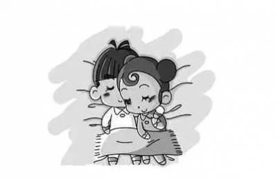 床上的姿勢,決定你們的關係