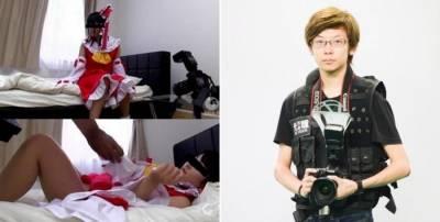 攝影師約拍少女!與14歲Coser親密後到處炫耀…