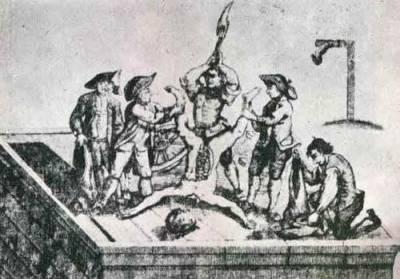 世上15種最殘酷死刑!看了雞皮疙瘩掉滿地