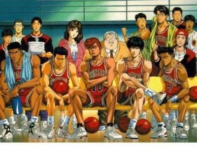 這還是20年前灌籃高手的主角們麼,簡直不敢相信~