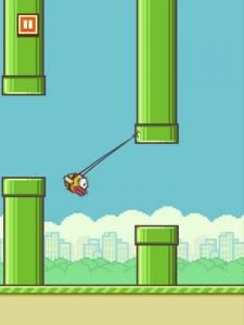 你無法阻止自己砸手機的遊戲:Flappy Bird
