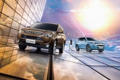 全新雙動力OUTLANDER 世代節能車款代名詞