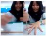 美少女超強「切手指」影片爆紅!!看過都驚嘆不已…