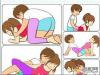 終於知道了 夫妻什麼樣的姿勢最容易受孕
