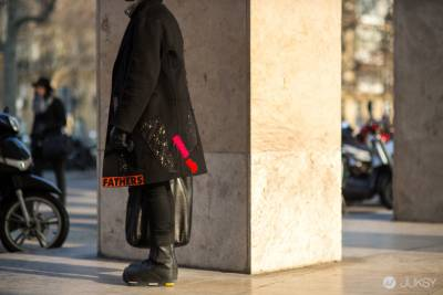巴黎時裝周2015 時尚名人大匯集!