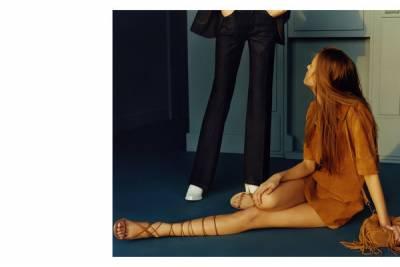 ZARA正式發布2015春夏系列形象照 重現慵懶美好的70年代