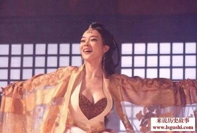 唐朝的女人超淫蕩!服裝爆乳又透視..!!!