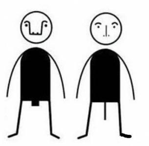 如何從男人的外觀判定小弟弟的長度..!你已經一絲不掛了...