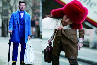 男裝周的倫敦潮人引領下一季流行 場外透漏6個時髦新配件