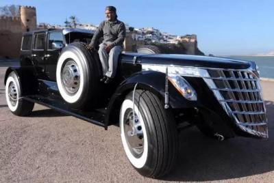 有錢就是這麼任性,世界十大汽車收藏狂!最後一個亮瞎了!