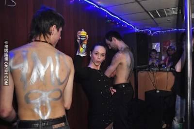 濕身誘惑&熱情如火 原來戰鬥民族的夜店這麼會玩!太勁爆了!
