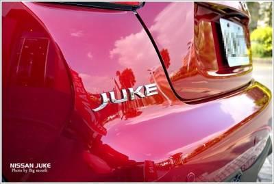 【試駕】NISSAN JUKE‧2015全新改款英國進口跨界休旅 展現你的時尚霸氣