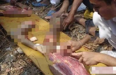 世界上最可怕村落...專吃女人生肉...!