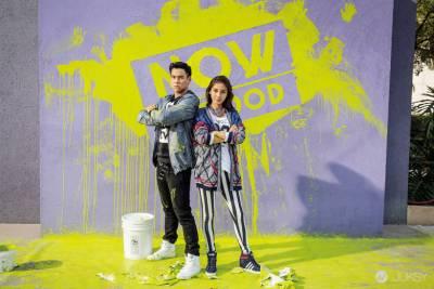 彭于晏與 Angelababy 的青春都市風,adidas NEO Label 2015 春夏系列預覽