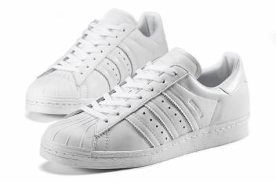 adidas Originals Year of the Superstar聯名系列第一彈 adidas Originals Superstar 80s by Gonz