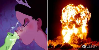 如果迪士尼卡通依據科學原理創作 那麼你的童年將會瞬間幻滅!