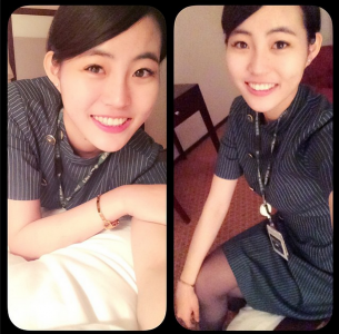 午休時刻!沒想到空姐私下酒店床上玩這麼大~~網友:我決定要搭長榮了