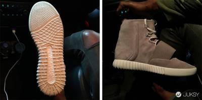 這就是 Yeezy Boost,Kanye West × adidas 聯名鞋曝光