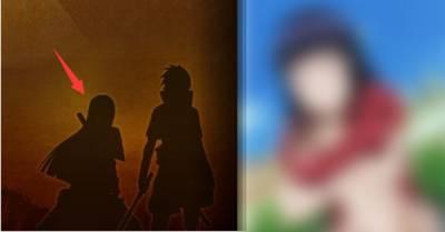 網友發問:佐助旁邊的長髮美女是誰?真相讓人崩潰!!