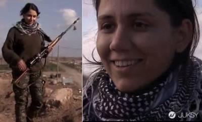 小學女老師變身狙擊手對抗IS 只為保護心愛的人!