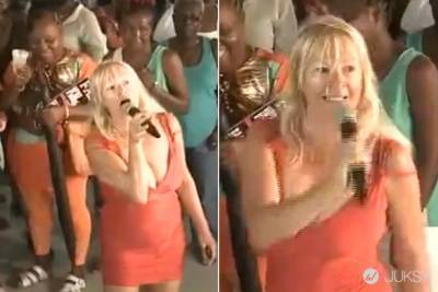 慎入! 英國媒體形容史上最爛的卡拉OK歌聲!