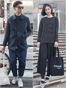 【Dappei 服飾穿搭誌】 街頭型人詮釋最契合的節日閃光裝束!