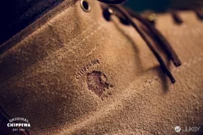 The Original Chippewa Boots 原「美」態度 永恆經典的結合 職人專訪刺青師 小有