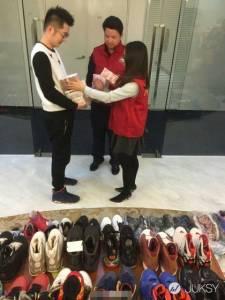 真男人!為了與女友結婚買房 男子賣出 300 雙珍藏球鞋