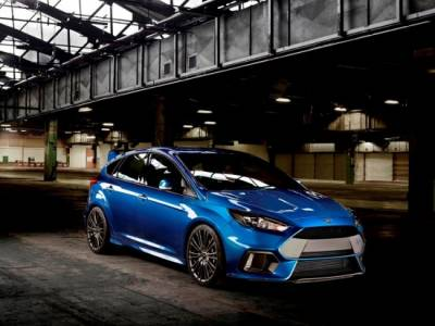 EcoBoost 動力全開 Ford全新Focus RS再創鋼砲經典
