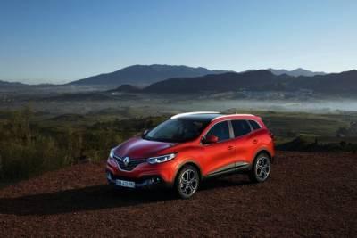 Renault Kadjar 粗獷跨界