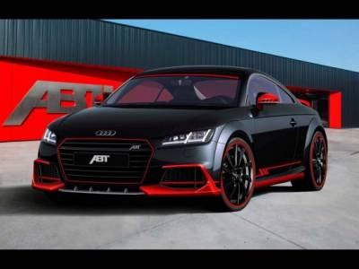 世界首演好風采 ABT Sportsline Audi TT