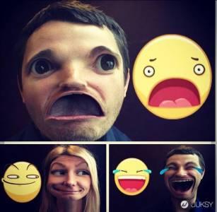當表情符號變寫實 還會有人想用嗎?