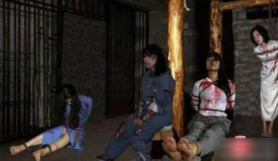 中國美女間諜慘遭日軍俘虜..審訊過程中受盡凌虐..!