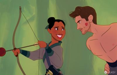 相信許多女孩都喜歡在情人節收到迪士尼系列禮物 但是這名男子為心愛女友準備的驚喜「版本」實在是太讓人羨慕了!