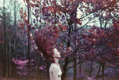 【JUKSY x Polysh】(18禁:內含裸露圖像)年輕怪誕的異想世界 BY 洛杉磯攝影師 AMANDA CHARCHIAN